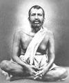ramakrishna in samadhi
