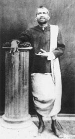 ramakrishna standing