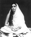 Sri Sarada Devi, The Holy Mother